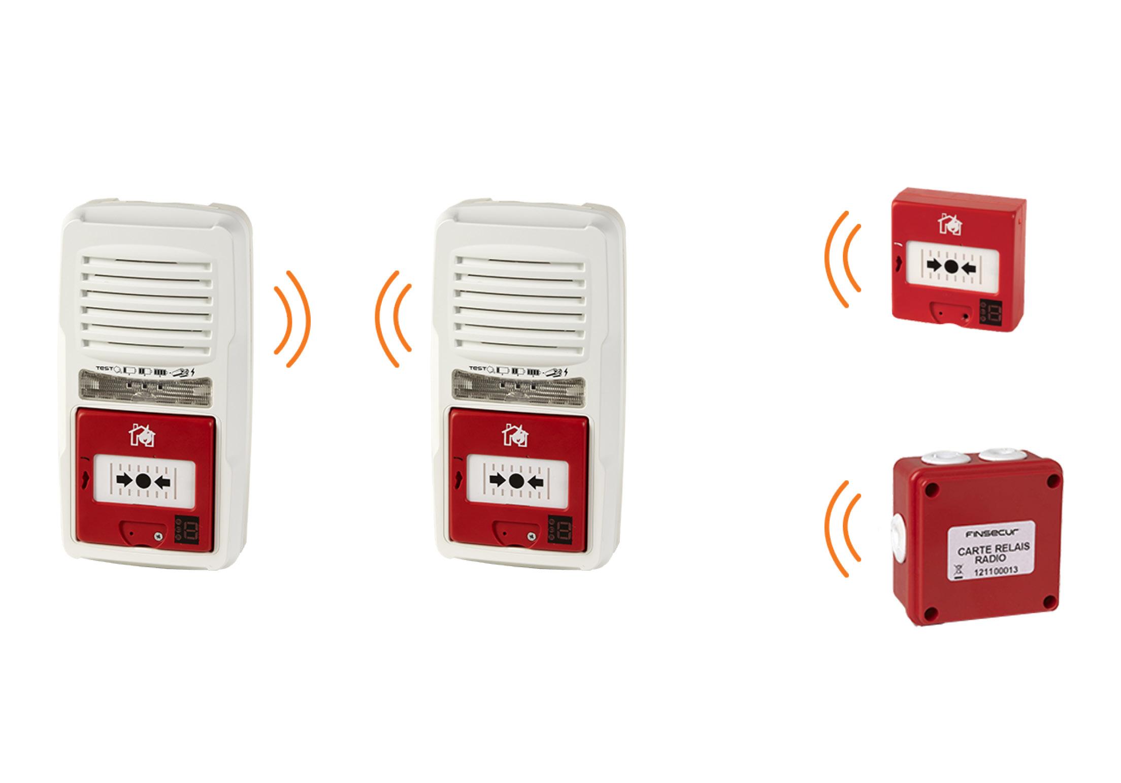Iroise-II® radio longue portée